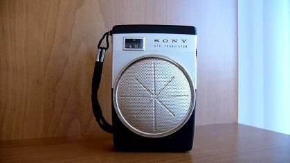 sony-transistor-radio