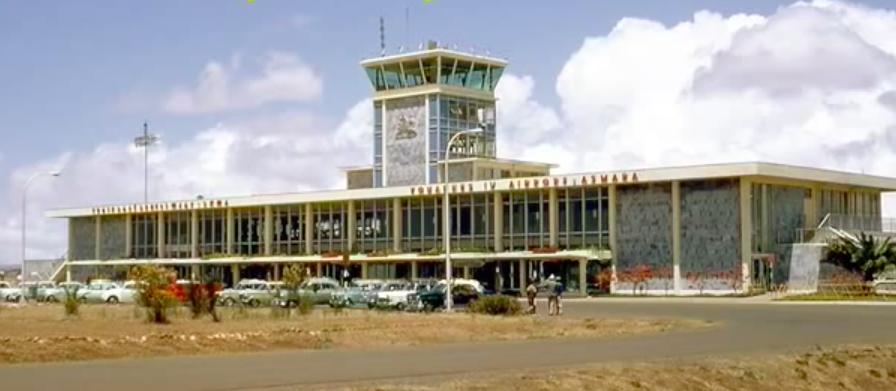 asmara airport