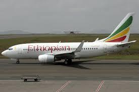ethiopia air 737