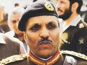 Karachi-Gen Zia