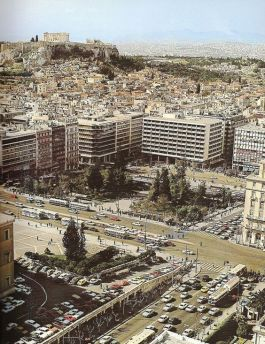 athens-downtown 1970's