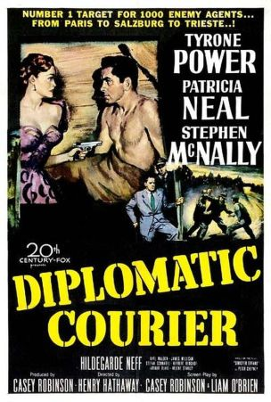 dip-courier movie poster